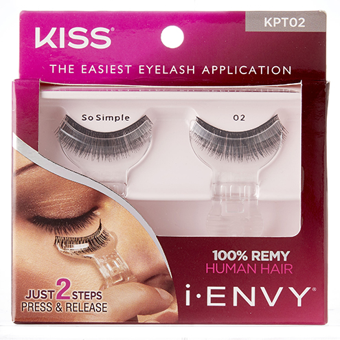 Kiss i-Envy So Simple 01 (KPT02) Lashes