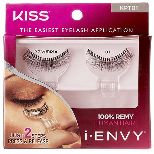 Kiss i-Envy So Simple 01 (KPT01) Lashes
