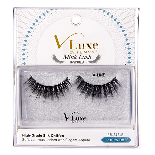 V-Luxe by KISS Silk Chiffon A-LINE Eyelashes