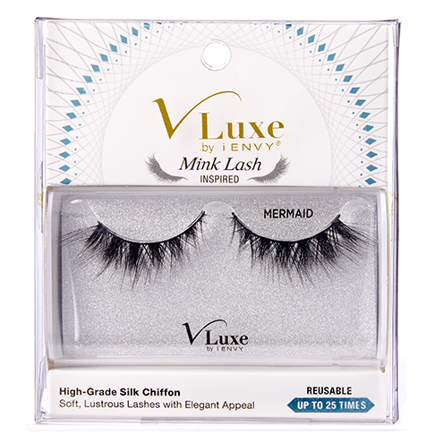 V-Luxe by KISS Silk Chiffon MERMAID Eyelashes