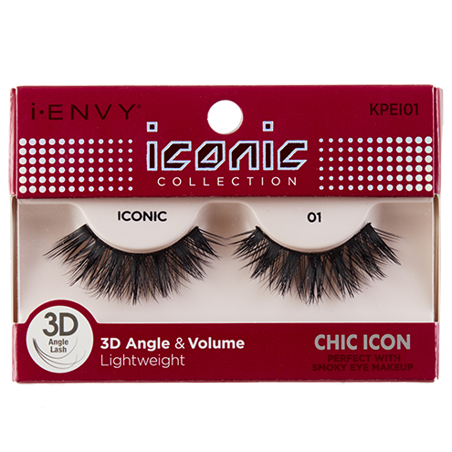 KISS I-Envy Iconic Collection CHIC ICON 01 (KPEI01)