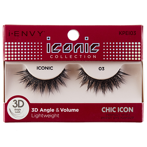 KISS I-Envy Iconic Collection CHIC ICON 03 (KPEI03)