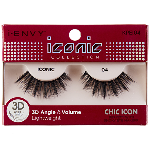 KISS I-Envy Iconic Collection CHIC ICON 04 (KPEI04)