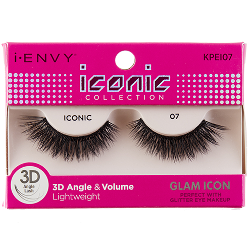 KISS I-Envy Iconic Collection GLAM ICON 07 (KPEI07)