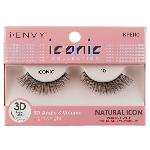 KISS I-Envy Iconic Collection NATURAL ICON 10 (KPEI10)