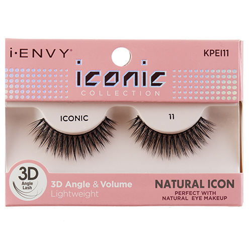 KISS I-Envy Iconic Collection NATURAL ICON 11 (KPEI11)